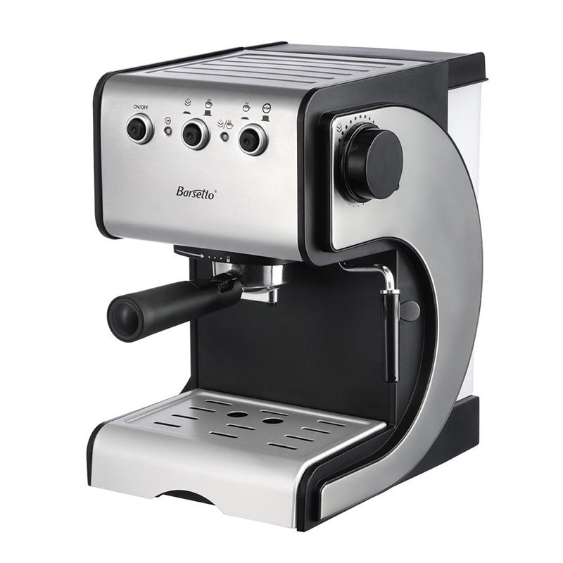 Muti-Function Italy Type Espresso Coffee Maker Machine With High Pressure For Home Use-Eu Plug