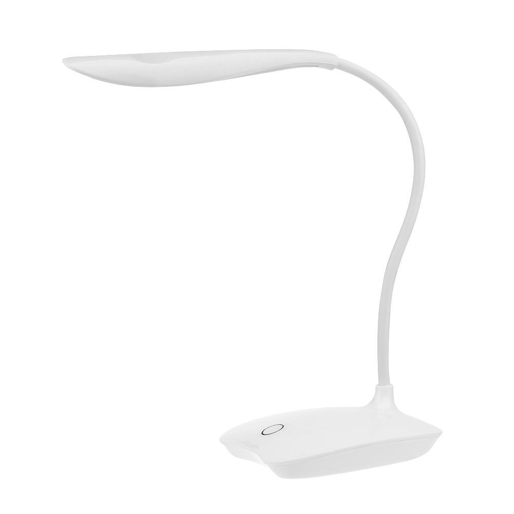 14 LEDs USB Charging Reading Light 3 Mode Flexible Table Lamps with Clip