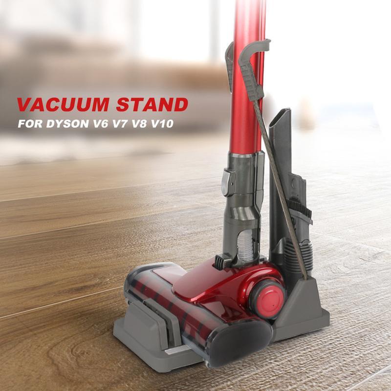 Universal Vacuum Cleaner Storage Stand Free Punch Organizer For Dyson V6 V7 V8 V10